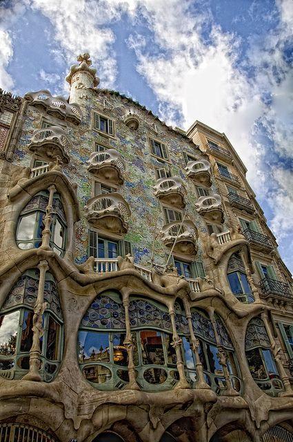 Destinatii Creative: Barcelona